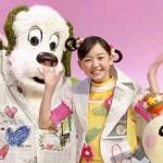NHK「いないいないばあっ!」ゆうなちゃんが9月2日歌手デビュー♪♪
