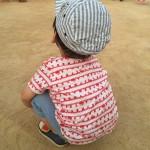 たろー1歳10か月 米!米!米!ひたすら米!